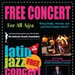14th Annual Roberto Ocasio Foundation Latin Jazz Concert