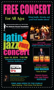 14th Annual Roberto Ocasio Foundation Latin Jazz C...