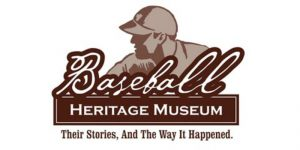 Docent at the Baseball Heritage Museum