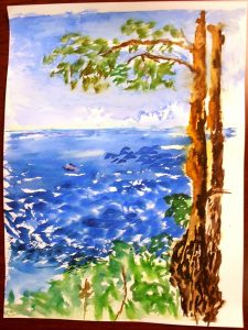 A Healing Arts Workshop: Art for Relaxation / Land...
