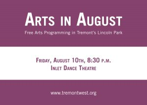 Arts in August