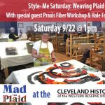 Style-Me Saturdays: Weaving Plaid