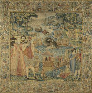 Renaissance Splendor: Catherine de' Medici's V...