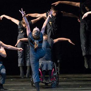 Dancing Wheels at Playhouse Square
