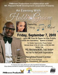 An Evening With Hubb's Groove