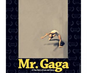 Film Screening & Talk-back - Mr. Gaga