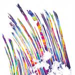 Technicolor Perspective by Julia Milbrandt