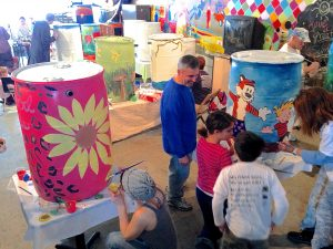 Paint Your Rain Barrel Workshop