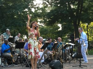 Jazz in Lincoln Park ~ An Arts in August event