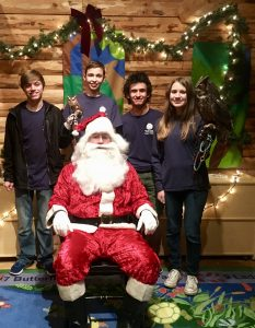 Solstice with Santa