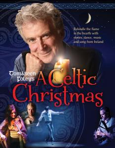 Tomáseen Foley's A CELTIC CHRISTMAS