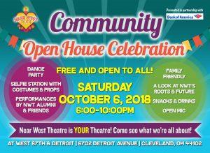 Community Open House Celebration!