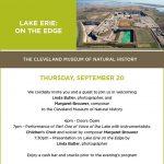 Lake Erie: On the Edge Artist Reception