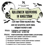 The Music Settlement's Halloween Happening at Hingetown