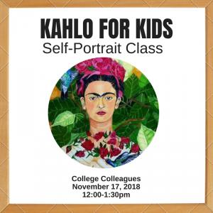 Kahlo for Kids
