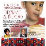 Breakfast and Books Literacy Breakfast