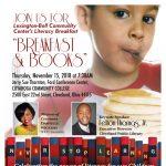 Breakfast and Books Literacy Breakfast