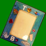 Kids Art: Memory Frames - A Healing Arts Workshop