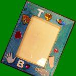 Kids Art: Memory Frames - A Healing Arts Workshop