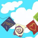 A Healing Arts Workshop: Singing Bowls and Gratitude Flags