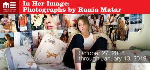 In Her Image: Photographs by Rania Matar Reception...