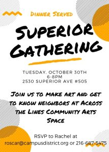 October Superior Gathering