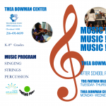 Thea Bowman Music After-School