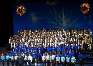 The Singing Angels Holiday Spectacular
