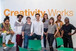 Lunch on Fridays: Creativity Works