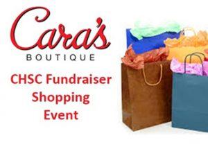 CHSC Fundraiser at Cara's Boutique