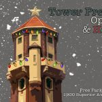 Tower Press Annual Holiday Show, Sale and Open Studios.