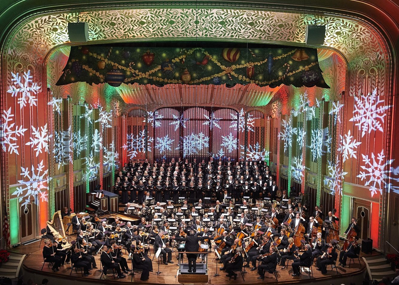 Cleveland Orchestra Christmas Concert 2021 Cleveland Orchestra Christmas Concerts The Cleveland Orchestra At Severance Hall Cleveland Oh Music
