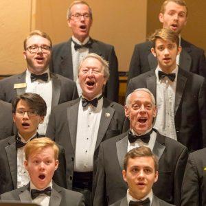 Baldwin Wallace Men's Chorus Holiday Concert