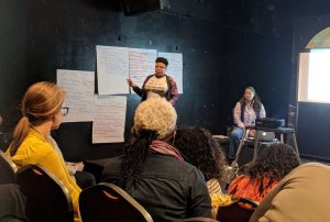 Engaging Healthy Conflict Workshop by Fractured Atlas