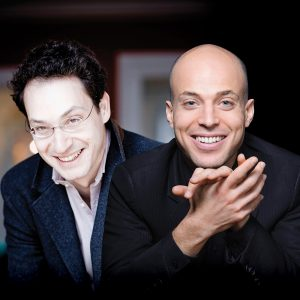 CIPC 2019 Concert Series: Shai Wosner and Orion Weiss presented by
