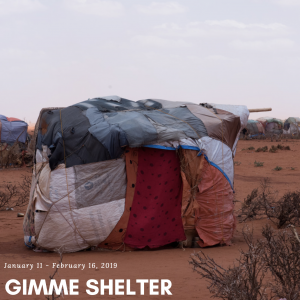 Gimme Shelter: An Invitational Show