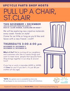 Pull Up a Chair, St. Clair