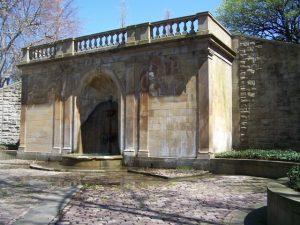 Italian Cultural Garden Foundation
