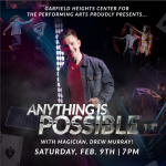 Anything Is Possible - A Vegas Style Magic Show
