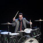 "The Cleveland Jazz Orchestra presents ""Bern, Bern, Bern"" featuring drummer Bernie Dresel"