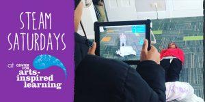 STEAM Saturdays: 3D Imaging and Printing