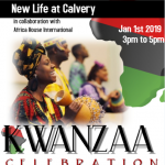 Kwanzaa Celebration hosted by AfricaHouse International
