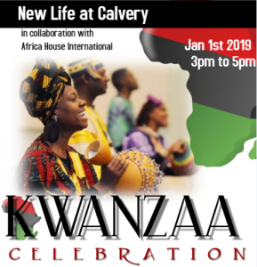 Kwanzaa Celebration hosted by AfricaHouse Internat...