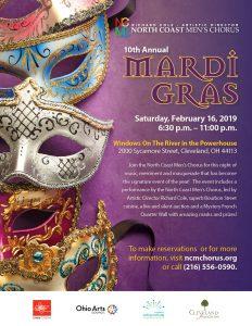 10th Annual MARDI GRAS Celebration