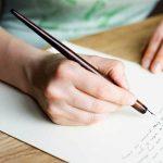 Developing a Writing Habit