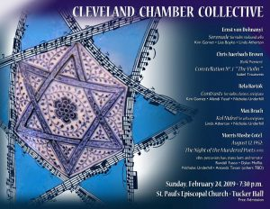Cleveland Chamber Collective presents