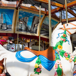 Euclid Beach Park Grand Carousel Birthday Party!