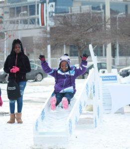North Coast Harbor Ice Fest