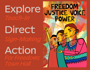 MLK Jr. Day Special Program: Exploring Direct Action, from Then to Now