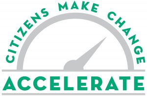 Accelerate: Citizens Make Change
